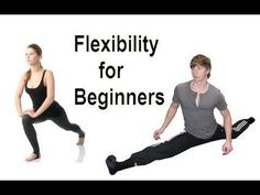 If you do not have hours of time each day to train your flexibility you will probably want to limit yourself to doing only 5 minutes. Luckily, 5 minutes of flexibility training is a great way to drastically improve your flexibility level! Once you get more advanced you are ready to use the intermediate and advanced variation of this routine. F... #Stretching&Flexibility
