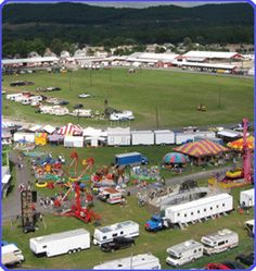 Lycoming County Fair. This year from July 13th -21st, 2012.