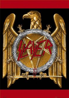 10 The best Rock/Metal Bands Logos Heavy Metal Music, Heavy Metal Bands, Hard Rock, Metal Band Logos, Kerry King, Clover App, Angel Of Death, Metal Artwork, Thrash Metal
