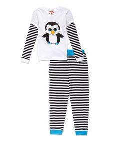 Loving this Beanie Boos Waddles Pajama Set - Girls on #zulily! #zulilyfinds