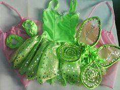 Fairy Birthday Party, Birthday Party Themes, 2nd Birthday, Combined Birthday Parties, Tinker Bell Costume, Peter Pan And Tinkerbell, Tinkerbell Party, Princess Tutu, Dress Picture
