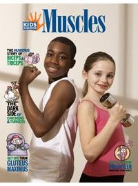 Kids Discover Muscles