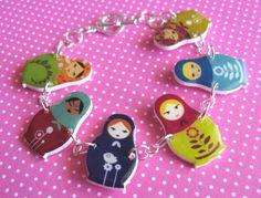 Babushka bracelet...Want!