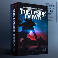The Upside Down WAV DiSCOVER | 31/MARCH/2017 | 1.92 GB The Upside Down a sample pack inspired by the Netflix Series, Stranger Things. Ranging from outrigh