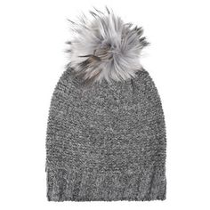 If, like us, you love keeping cosy, then filling your wardrobe with comfortable layers, warm textures, and winter-ready accessories is a must, and the pompom beanie is a classic you'll return to year after year for effortless style.    It's worth a bit of investment, the better quality the fabric the warmer you'll be, so BestSecret's discounted selection of luxe designer offerings is the ideal go-to for this winter staple.