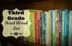 The Planted Trees: Third Grade Read Aloud List