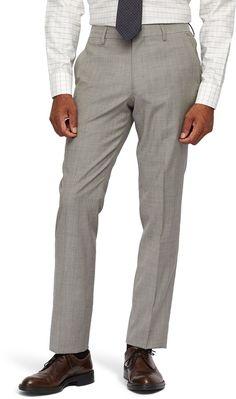 Slim Fit Work Pants, Welt Pocket, Nordstrom Rack, Stretches, Thighs, Legs, Fitness, Identity, Digital