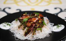 Mi fán terem az ázsiai tészta Spaghetti, Ethnic Recipes, Food, Meals, Yemek, Spaghetti Noodles, Eten