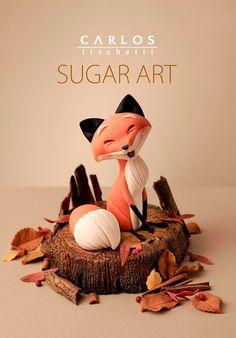 Desde 1990 o artista argentinoCarlos Lischettitrabalha com decoração de bolos inspirados na cultura pop. Desde o início foi autodidata, se especializando