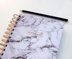 Marble Notebook - Marble - Notebook - Bullet journal - Handmade - Journal - Diary - Planner - Sketchbook - Gift for friend by SimplyNotebooks on Etsy