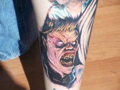 evil dead tattoos