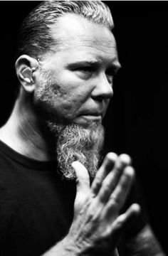 JH Metallica Black, Robert Trujillo, Master Of Puppets, Kirk Hammett, James Hetfield, Heavy Metal Bands, Black And White Pictures, Faces, The Face