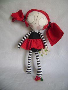 Mathilda - Linha Arrepiar da Dolls Imaginarium