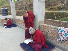 Support a Maratika monk The Monks
