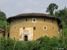 Chine - Maisons de terres du Fujian ou les Tulous