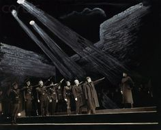There was a edgy NAZI Caesar in 1938. It was Orson Welles as Brutus in Julius…