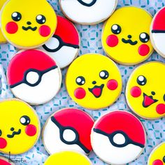 Catching your favorite Pokémon never tasted so sweet! These Pokémon Go cookies are the perfect reason to take a break from the hunt.