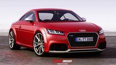 2014 Audi TT RS   2016 Audi TT RS: vier oder fünf Zylinder?
