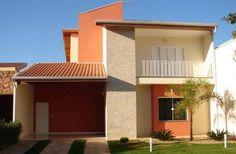 fachadas residenciais 1