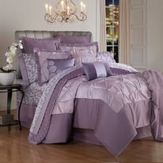 bedroom bedding sets sears sears sheet sets sears bed sets from Sears Bed Sheets QueenSears Bed Sheets Queen - Although Silver Bedding, Purple Bedding Sets, Purple Bedrooms, Lavender Bedding, Silver Bedroom, White Bedroom Set, Bedroom Sets, Bedroom Decor, Master Bedroom