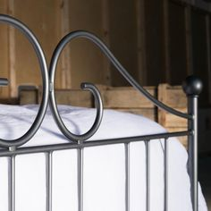 Hand-Forged Iron Beds – The Artemis