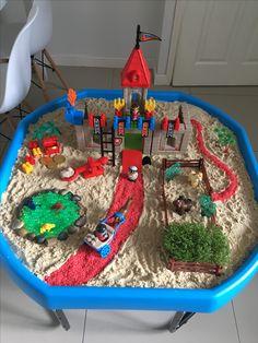 Nursery Activities, Montessori Activities, Hands On Activities, Preschool Activities, Sensory Boxes, Sensory Play, Tuff Spot, Tuff Tray, Small World Play