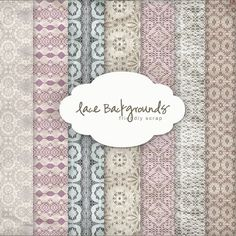 Free Lace Backgrounds