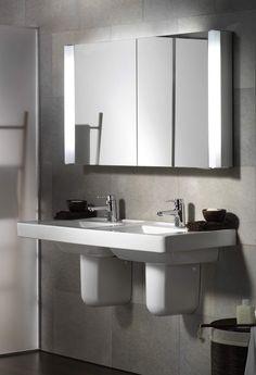 Schneider Splashline Mirror Cabinet