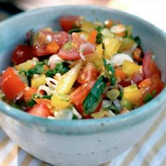 Raw Salsa - 6 Easy Raw Food Recipes - Shape Magazine