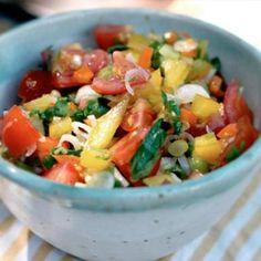 Raw Salsa - 6 Easy Raw Food Recipes - Shape Magazine