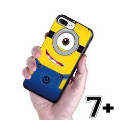 iPhone 7 plus Case 7+ minion minions cute Cellphone Apple... https://www.amazon.com/dp/B01LZON49I/ref=cm_sw_r_pi_dp_x_FIG8xbNKCK1MF