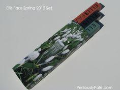 Ellis Faas Spring 2012 Set ~ Creamy Eyes E106, Light E304, Milky Lips L207 ~ Click through for Swatches, Photos, Review
