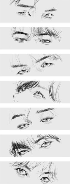 How to draw BTS& eyes like this Source by mjjsheartbeat The post How to draw BTS& eyes like this appeared first on Pencil Drawing. Kpop Drawings, Art Drawings Sketches Simple, Pencil Art Drawings, Drawing Art, Drawing Eyes, Draw Bts, Bts Eyes, Eye Sketch, How To Sketch Eyes