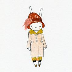 "Fifi Lapin ""Morse"" is wearing Louis Vuitton..........Bits And Pieces Of My Life In Pictures... www.morseandnobel.com"