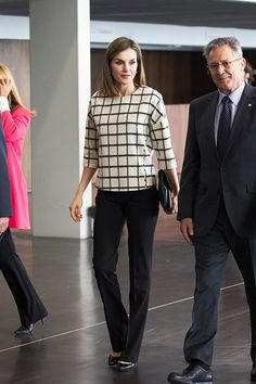 Royal Family Around the World: Queen Letizia of Spain Attends Red Cross World…