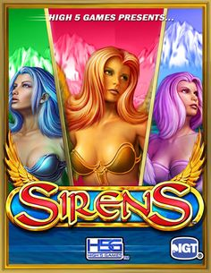 Sirens - Slot Game by H5G