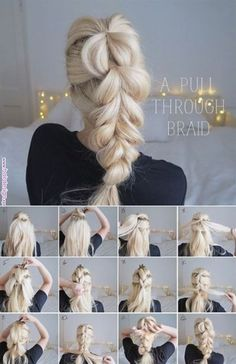 20 magnifiques coiffures simples et rapides tendance 20 beautiful simple and fast hairstyles trend Fast Hairstyles, Braided Hairstyles, Wedding Hairstyles, Hairstyles 2018, Pixie Hairstyles, Trendy Hairstyles, Black Hairstyles, Newest Hairstyles, Bridesmaid Hairstyles
