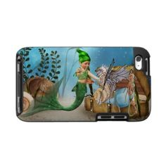 Little Mermaid 4 iPod Touch Speck Case