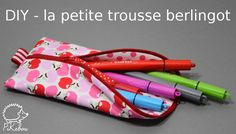 valisettes - sacs - etuis couture acessoires ( diy t - tutolibre Coin Purse Pattern, Purse Patterns, Sewing Patterns, Diy Trousse, Craft Markets, Couture Bags, Learn To Sew, Projects To Try, Crafty