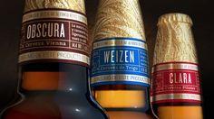Bohemia Beer — The Dieline - Branding & Packaging Design