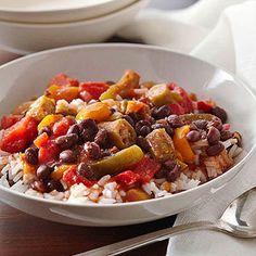Cajun-Seasoned Vegetarian Gumbo