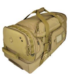 Hazard 4® California - Shoreleave™ Rugged Split-Roller - Military, Law Enforcement, Rescue, Pro Photography, Hardcore Travel | Duffle, Travel Bag/Luggage