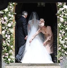 Kate Middleton at Pippa Middleton's Wedding: Photos