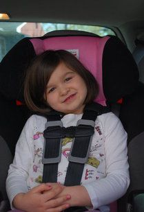 Booster Seat Safety: Most Moms Know Nothing | The Stir
