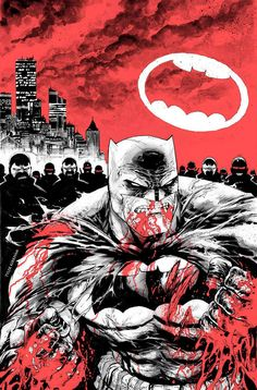 O primeiro número de The Dark Knight III - The Master Race será lançada nos Estados Unidos em 25 de novembro.