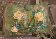 silk ribbon embroidery patterns - Cerca con Google