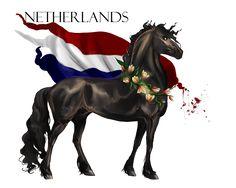 Horse Hetalia: Netherlands by Moon-illusion on deviantART