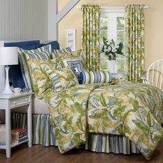Thomasville Cayman Bedding By Thomasville Bedding, Comforters, Comforter Sets, Duvets, Bedspreads, Quilts, Sheets, Pillows