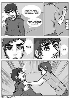 [GOTH] Jainico cómic - page1 | TubeScream Goth, Anime, Korean Guys, Gothic, Goth Subculture, Anime Shows