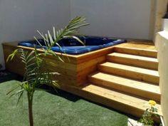 outdoor jacuzzi designs - Bing Images